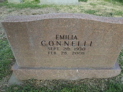 Emilia <i>Connelli</i> Escajeda
