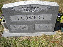 Ludie E. <i>Pascal</i> Flowers