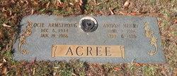 Ocie <i>Armstrong</i> Acree