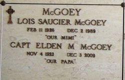 Capt Elden M. McGoey