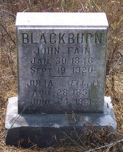 John Fain Blackburn