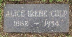 Alice Irene <i>Stevens</i> Culp