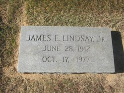 James Ervin Lindsay, Jr