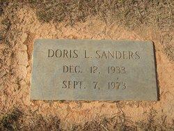 Doris <i>Lindsay</i> Sanders