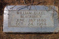 William Eckel Blackburn