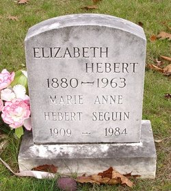 Elizabeth Barron <i>Lagasse</i> Hebert
