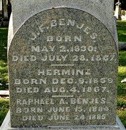 Raphael A. Ralph Benjes
