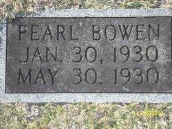 Vassie Pearl Bowen
