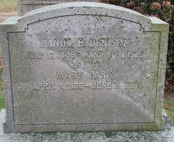 Daniel B Denison