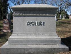 Paul R Achin