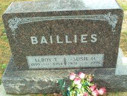 Leroy Thomas Baillies