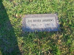 Joe Henry Andrews