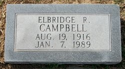Elbridge Robinson Campbell