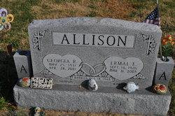 Ermal E Allison