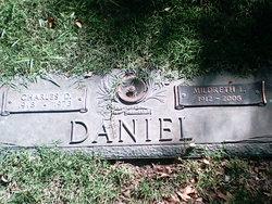 Charles D Daniel