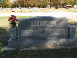 Opal <i>Smith</i> Ogletree