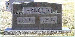 Van Roy Arnold