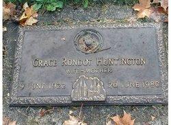Grace Letitia <i>Rondot</i> Huntington