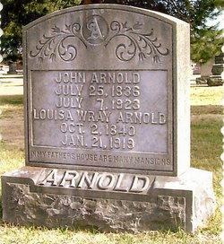 Louisa <i>Wray</i> Arnold
