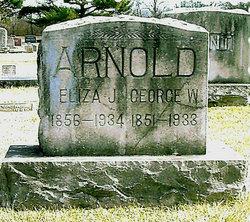 George Washington Arnold