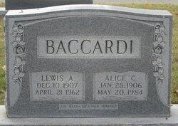 Alice C Baccardi
