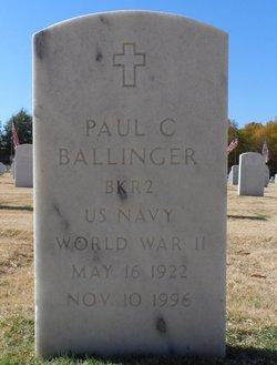 Paul C Ballinger