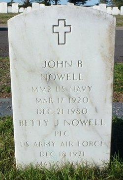 John Benton Nowell