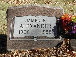 James Eckford Alexander