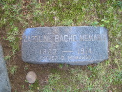 Caroline Pugsley <i>Bache</i> McMahon