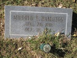 Mildred <i>Copeland</i> Hamilton