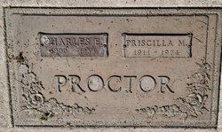 Priscilla Madealine Peggy <i>Grover</i> Proctor
