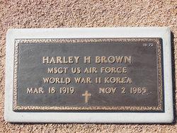 Harley H Brown