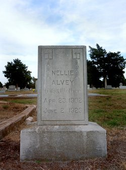 Nellie Okla <i>Long</i> Alvey