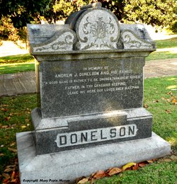 Andrew Jackson Donelson
