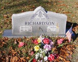 Drucilla Olean <i>Goodman</i> Richardson