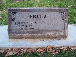 Juanita A. Nita Fritz