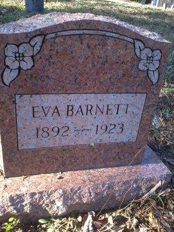 Eva Barnett