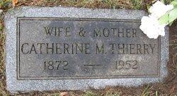 Catherine Matilda <i>Petzold</i> Thierry