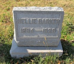 Nellie May <i>Hooper</i> Barker