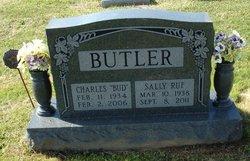 Sarah Gertrude Sally <i>Ruf</i> Butler