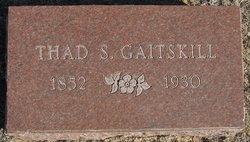 Thaddeus S. Gaitskill