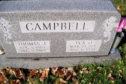 Iva <i>Fultz</i> Campbell