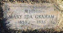 Mary Ida <i>Bean</i> Graham