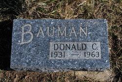 Donald Charles Bauman