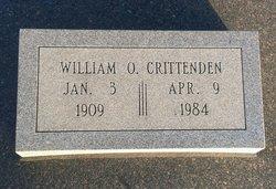 William O Crittenden