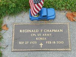 Reginald F. Chapman