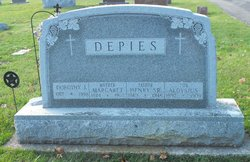 Margaret <i>Petesch</i> Depies