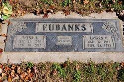 Thena Leo <i>Robbins</i> Eubanks