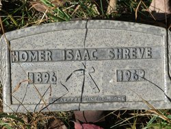 Homer Isaac Shreve