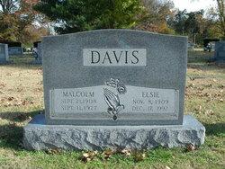 Malcolm Ross Davis